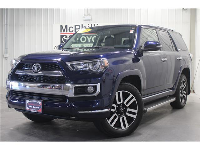 2019 Toyota 4Runner SR5 (Stk: 5962761A) in Winnipeg - Image 1 of 28