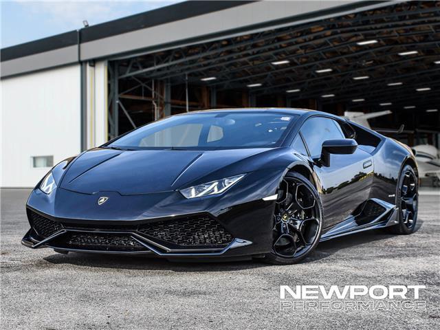 2017 Lamborghini Huracan  (Stk: U18866) in Hamilton, Ontario - Image 1 of 41