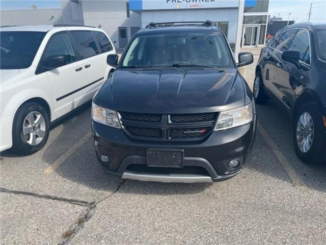 2013 Dodge Journey AWD 4dr R-T, LEATHER, SUNROOF, 3RD ROW SEATS (Stk: 462255A) in Milton - Image 1 of 1