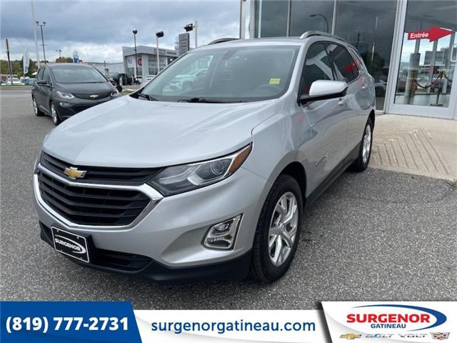 2019 Chevrolet Equinox LT (Stk: W5590) in Gatineau - Image 1 of 21