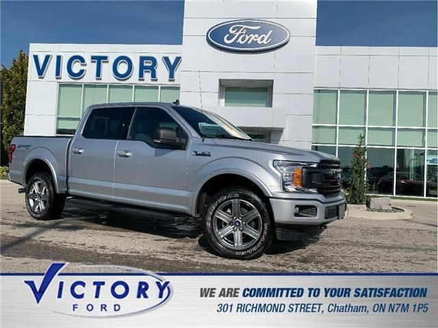 2019 Ford F-150  (Stk: V20455A) in Chatham - Image 1 of 23