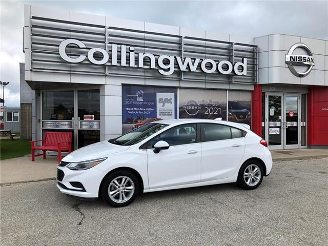 2017 Chevrolet Cruze Hatch LT Auto (Stk: P5089A) in Collingwood - Image 1 of 24