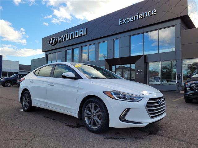 2017 Hyundai Elantra GL (Stk: N1559TA) in Charlottetown - Image 1 of 14