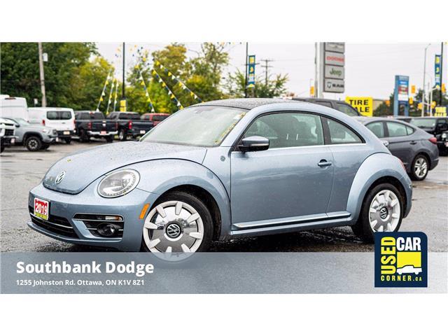 2019 Volkswagen Beetle Wolfsburg Edition (Stk: P923310) in OTTAWA - Image 1 of 21