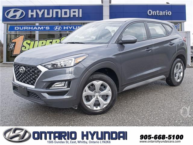2019 Hyundai Tucson Essential w/Safety Package (Stk: 058292A) in Whitby - Image 1 of 23