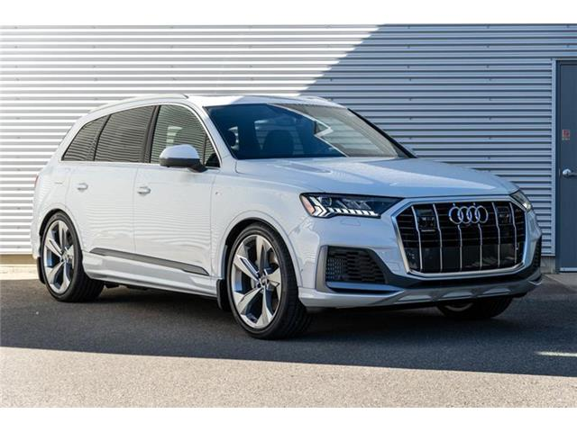 2022 Audi Q7 55 Technik (Stk: N6110) in Calgary - Image 1 of 19