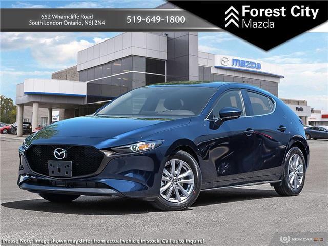 2021 Mazda Mazda3 Sport GX (Stk: 21M39860) in London - Image 1 of 23