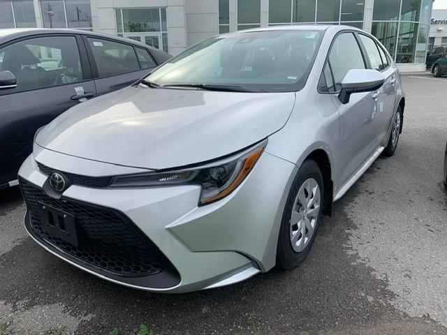 2022 Toyota Corolla L (Stk: CY011) in Cobourg - Image 1 of 6