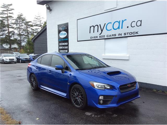 2016 Subaru WRX STI Sport Package (Stk: 210924) in Ottawa - Image 1 of 22