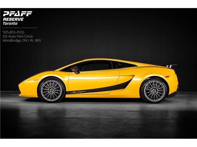 2008 Lamborghini Lamborghini Gallardo Superleggera  (Stk: ) in Woodbridge - Image 1 of 22