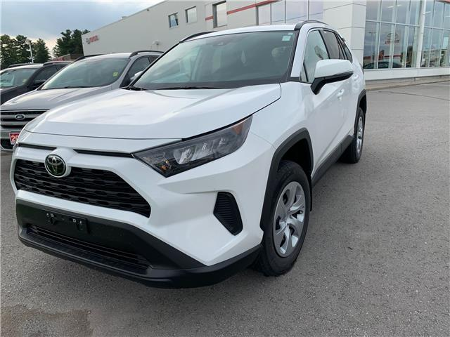 2021 Toyota RAV4 LE (Stk: TX330) in Cobourg - Image 1 of 8