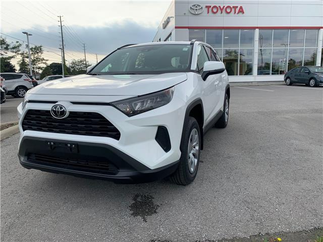 2021 Toyota RAV4 LE (Stk: TX329) in Cobourg - Image 1 of 8