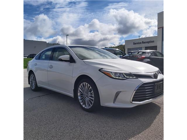 2017 Toyota Avalon Limited (Stk: 21396a) in Owen Sound - Image 1 of 13