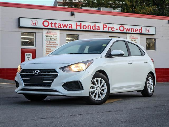 2020 Hyundai Accent Preferred (Stk: 344042) in Ottawa - Image 1 of 25