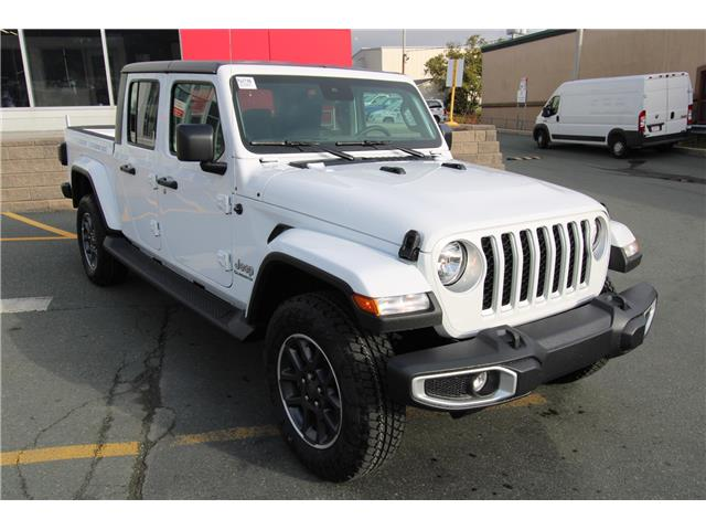 2021 Jeep Gladiator Overland (Stk: PW3740) in St. John's - Image 1 of 19