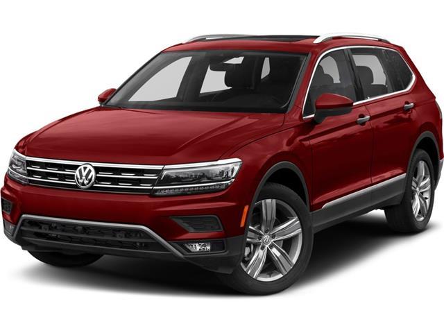 New 2021 Volkswagen Tiguan Highline  - Saskatoon - Saskatoon Volkswagen