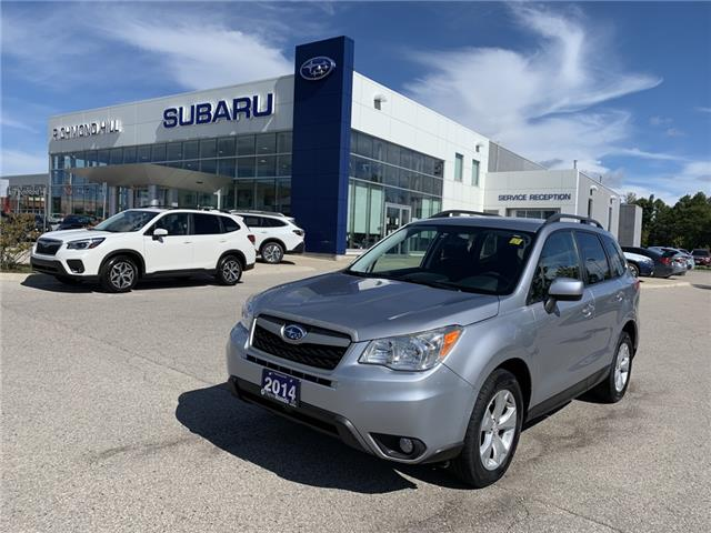 2014 Subaru Forester 2.5i (Stk: T36165) in RICHMOND HILL - Image 1 of 22