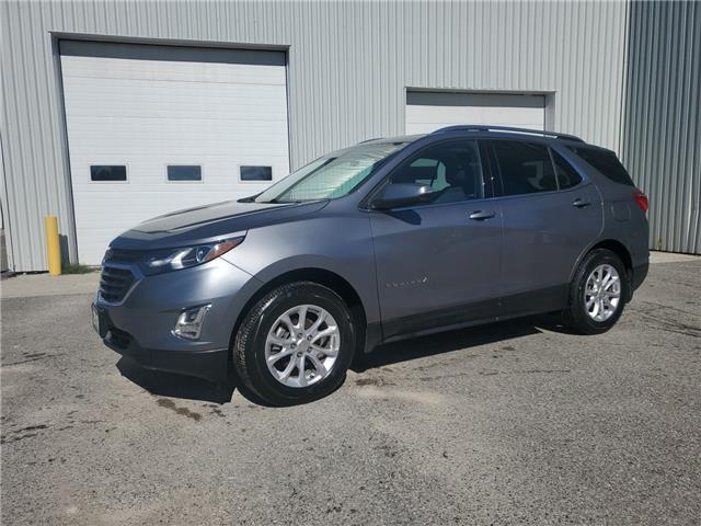 2018 Chevrolet Equinox LT (Stk: P3550) in Timmins - Image 1 of 10