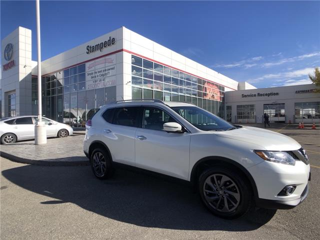 2016 Nissan Rogue S (Stk: 9532A) in Calgary - Image 1 of 27