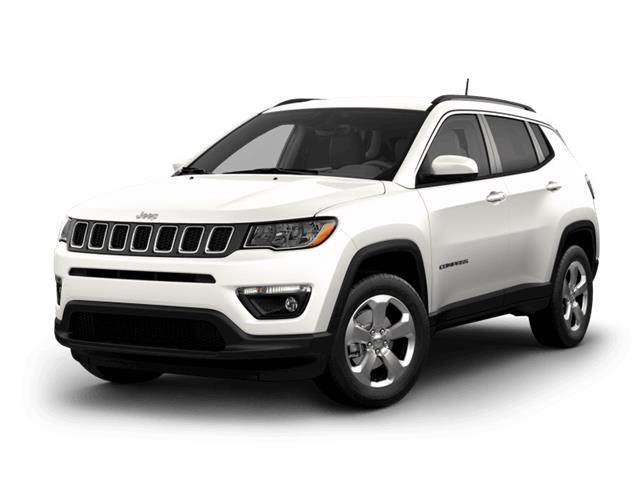 2022 Jeep Compass North (Stk: ) in Kingston - Image 1 of 2
