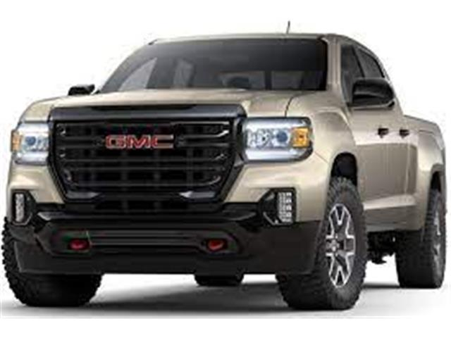 2022 GMC Canyon AT4 w/Leather (Stk: ZZKT56) in Port Alberni - Image 1 of 1