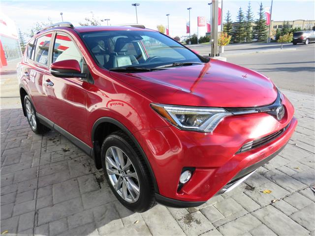 2016 Toyota RAV4 Limited (Stk: 210330A) in Airdrie - Image 1 of 8