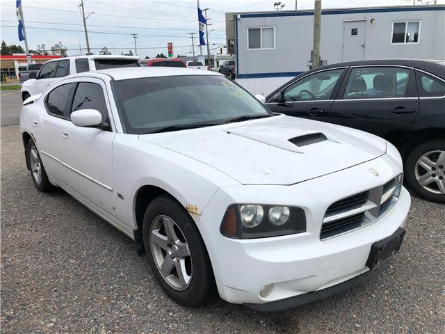 2010 Dodge Charger SXT (Stk: 2B3CA3) in Sault Ste. Marie - Image 1 of 4