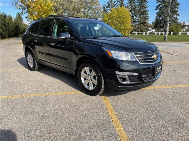2014 Chevrolet Traverse 2LT (Stk: 10385.0) in Winnipeg - Image 1 of 18