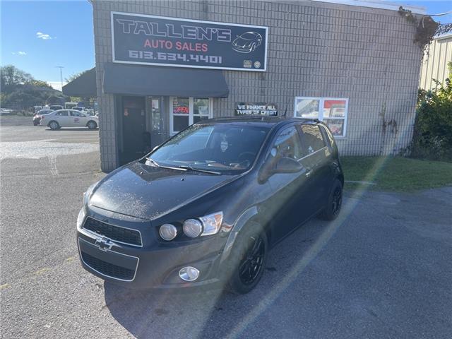 2013 Chevrolet Sonic LT Auto (Stk: ) in Kingston - Image 1 of 15