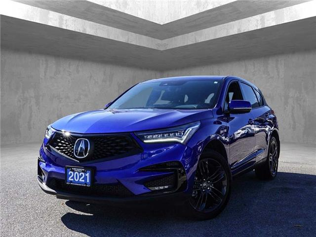 2021 Acura RDX A-Spec (Stk: 9945A) in Penticton - Image 1 of 22