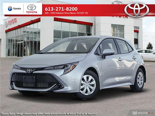 2022 Toyota Corolla Hatchback Base (Stk: 91424) in Ottawa - Image 1 of 24