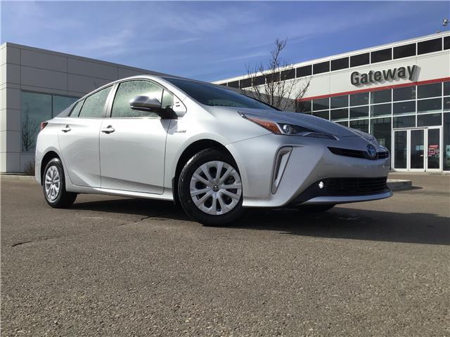2022 Toyota Prius Base (Stk: ORDER11097272) in Edmonton - Image 1 of 36