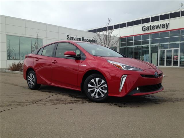 2022 Toyota Prius Technology (Stk: ORDER11097288) in Edmonton - Image 1 of 34