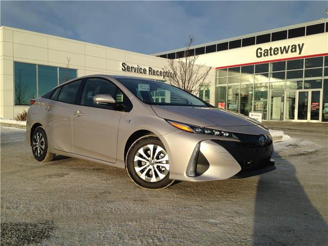 2022 Toyota Prius Prime Upgrade (Stk: ORDER11097352) in Edmonton - Image 1 of 38