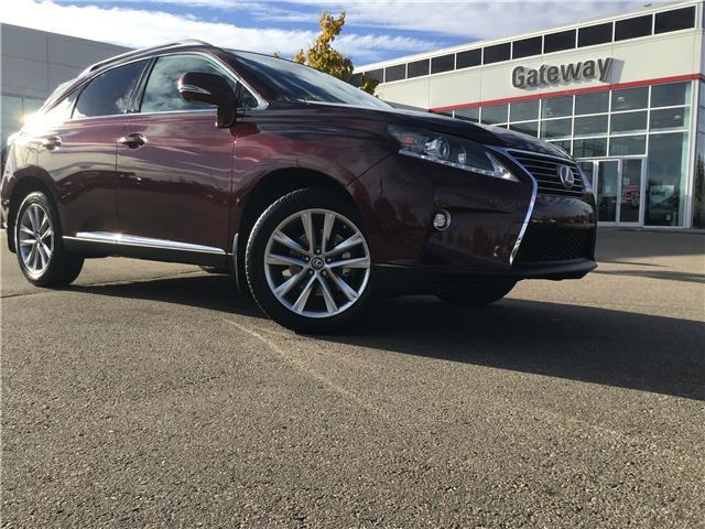 2015 Lexus RX 350 Sportdesign 2T2BK1BA2FC289360 37144A in Edmonton