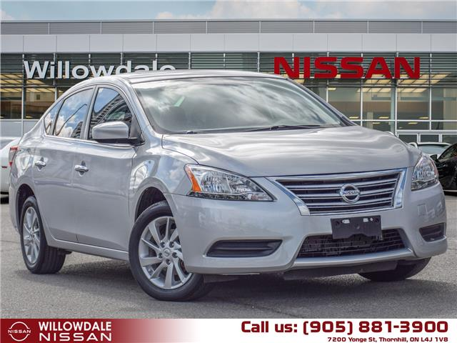 2015 Nissan Sentra 1.8 S (Stk: C36088) in Thornhill - Image 1 of 51