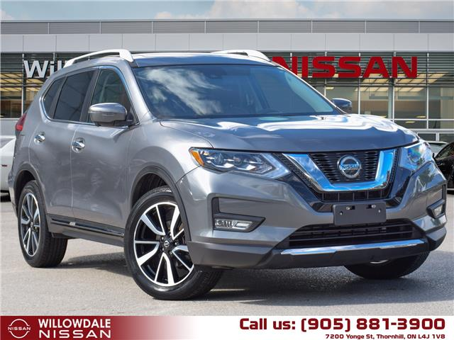 2018 Nissan Rogue SL (Stk: C36082) in Thornhill - Image 1 of 26