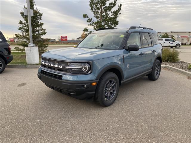 2021 Ford Bronco Sport Big Bend (Stk: MBR023) in Fort Saskatchewan - Image 1 of 13