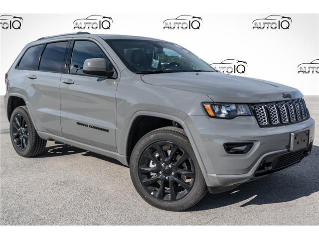 2021 Jeep Grand Cherokee Laredo (Stk: 35383) in Barrie - Image 1 of 25