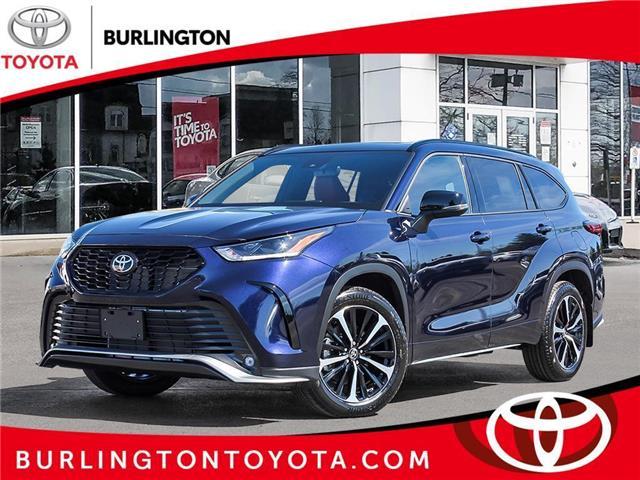 2021 Toyota Highlander XSE (Stk: 219122) in Burlington - Image 1 of 10