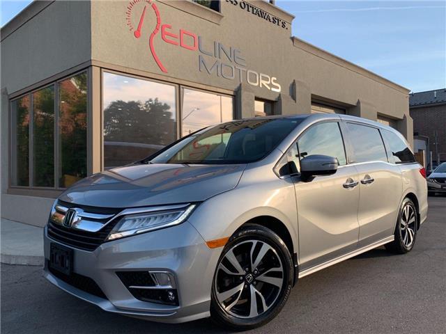 2018 Honda Odyssey Touring (Stk: 5FNRL6) in Kitchener - Image 1 of 1