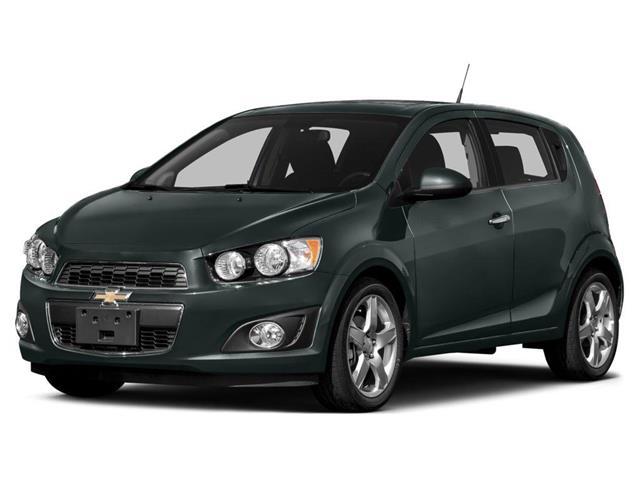 2016 Chevrolet Sonic LT Auto (Stk: U2188) in Miramichi - Image 1 of 10
