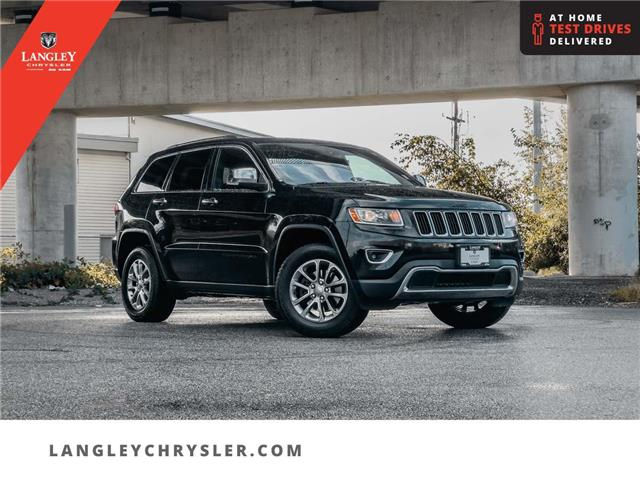 2014 Jeep Grand Cherokee Limited (Stk: M736348A) in Surrey - Image 1 of 24
