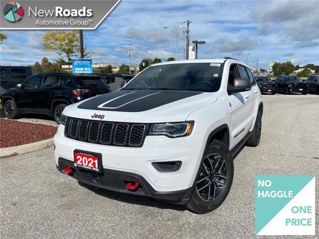 2021 Jeep Grand Cherokee Trailhawk (Stk: H20544) in Newmarket - Image 1 of 24