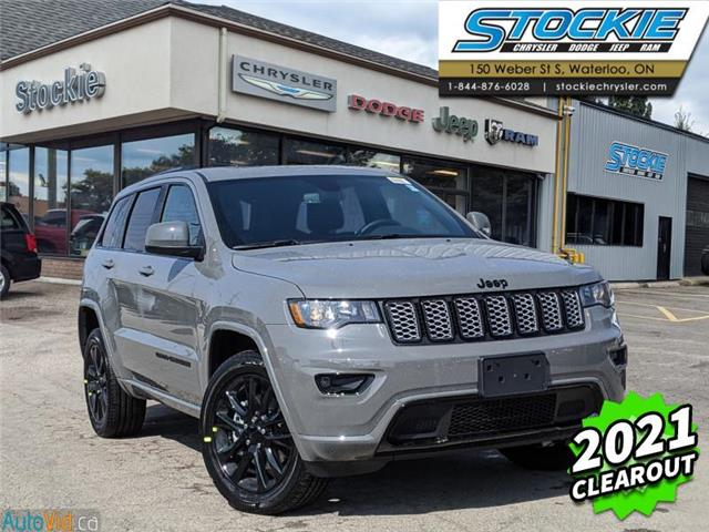 2021 Jeep Grand Cherokee Laredo (Stk: 36160) in Waterloo - Image 1 of 15