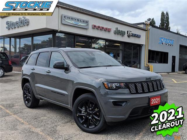 2021 Jeep Grand Cherokee Laredo (Stk: 37106) in Waterloo - Image 1 of 15