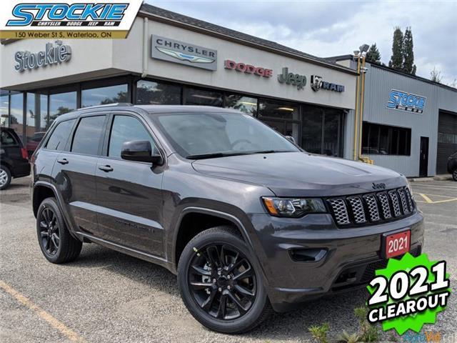 2021 Jeep Grand Cherokee Laredo (Stk: 37109) in Waterloo - Image 1 of 16