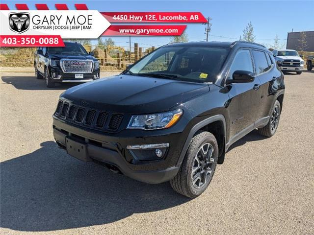 2021 Jeep Compass Sport (Stk: F212669) in Lacombe - Image 1 of 19
