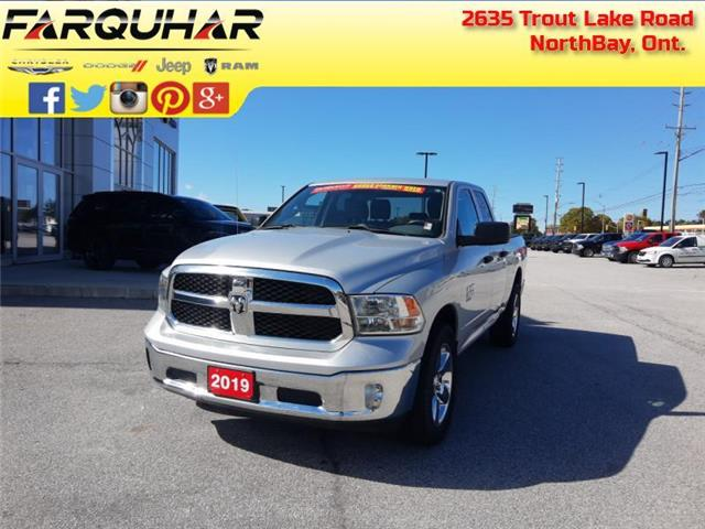 2019 RAM 1500 Classic ST (Stk: 79423A) in North Bay - Image 1 of 30