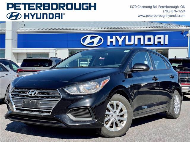 2019 Hyundai Accent Preferred (Stk: H13127A) in Peterborough - Image 1 of 29